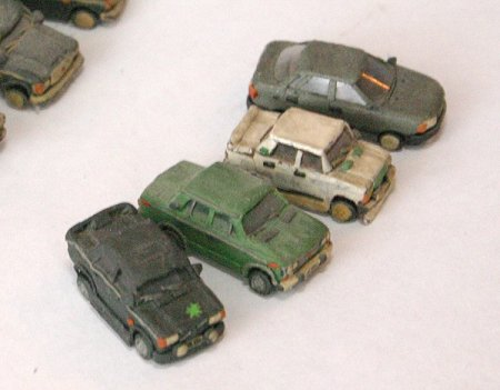 Plasticine automotive world