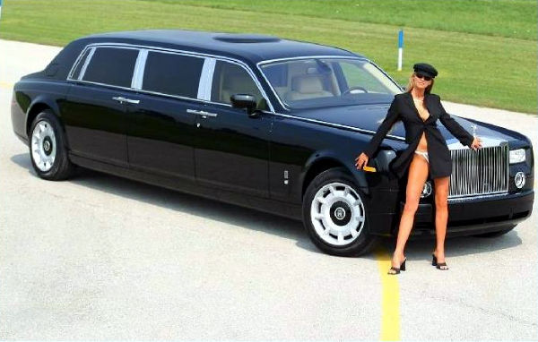 Rolls-Royce Phantom Black Tie Edition