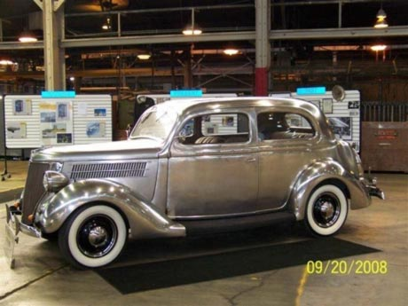 Ford from 1936