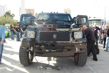 Conquest Vehicle inc Knight XV