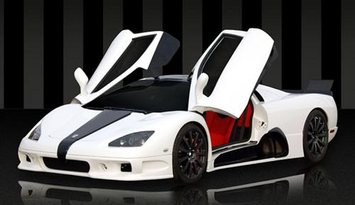 ultimate aero 2009 SSC