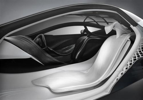 mazda concept vehicle