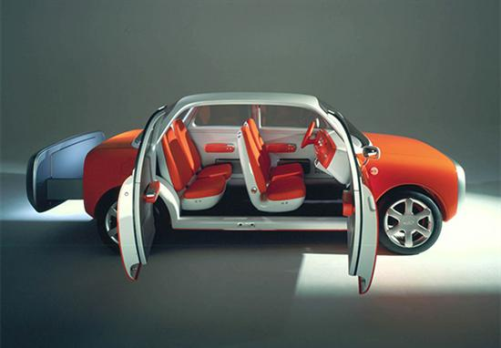 ford 021c concept vehicle