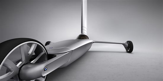 BMW Blue Dynamics - Land Yacht