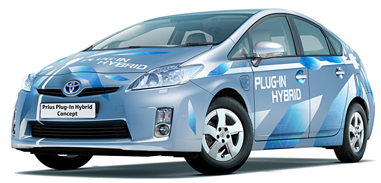 Plug-in Prius New Details