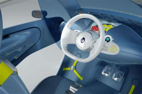 renault twizy ze concept vehicle