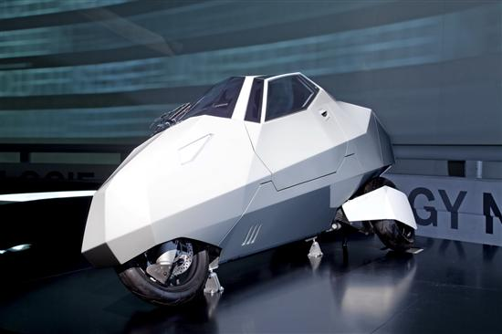 BMW SIMPLE Three-Wheeler
