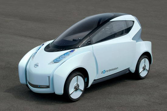Nissan Land Glider Concept Car 2009