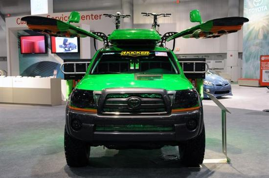 toyotas tacoma atg with gull wing doors