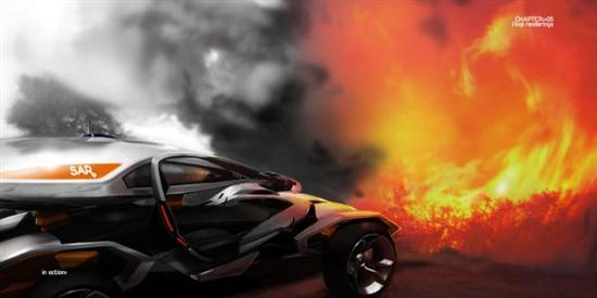 Ford Rescue X Concept Vehicle 01