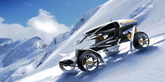 Ford Rescue X Concept Vehicle 02