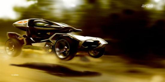 Ford Rescue X Concept Vehicle 03