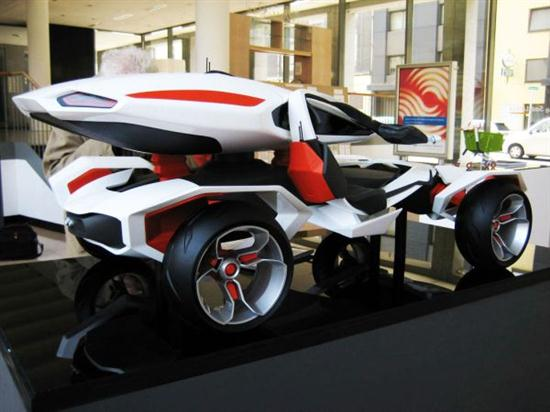 Ford Rescue X Concept Vehicle 04