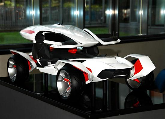 Ford Rescue X Concept Vehicle 07