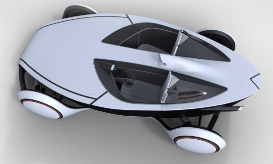 P-Eco Electric vehicle 02