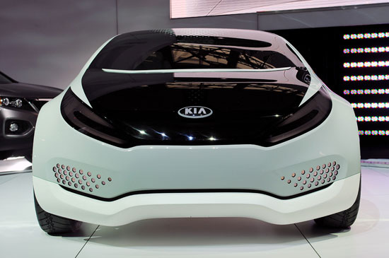 Kia Ray Hybrid Concept Car 04