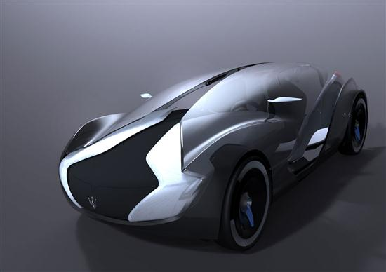 Maserati Tramontane 2010 Concept Vehicle 01