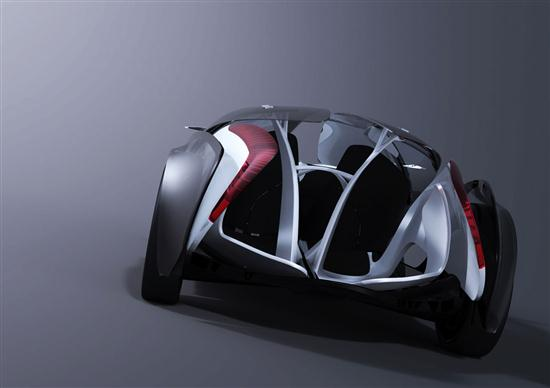 Maserati Tramontane 2010 Concept Vehicle 03