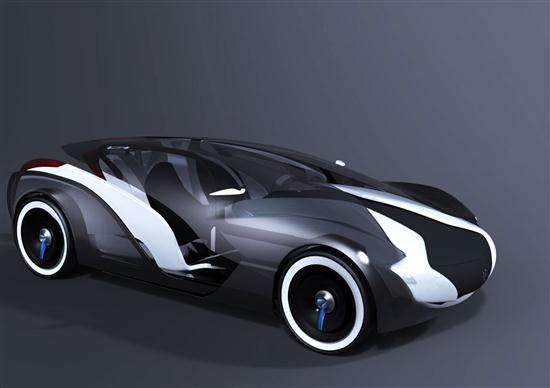Maserati Tramontane 2010 Concept Vehicle 04