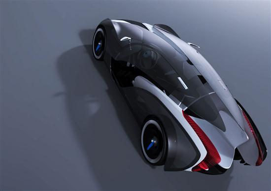 Maserati Tramontane 2010 Concept Vehicle 05