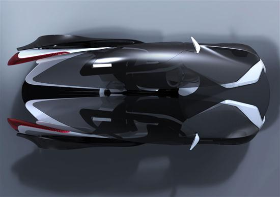Maserati Tramontane 2010 Concept Vehicle 07