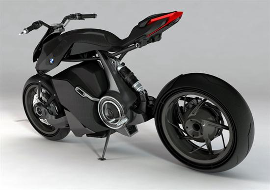 Fuel Cell Powered BMW Bike 02