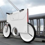 Ultra Thin ver2 Electric Bike