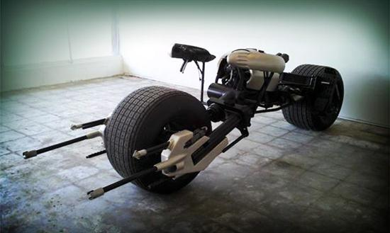Batpod, Batman's motorcycle Replica 01