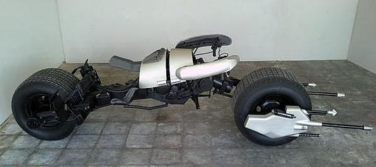 Batpod, Batman's motorcycle Replica 05
