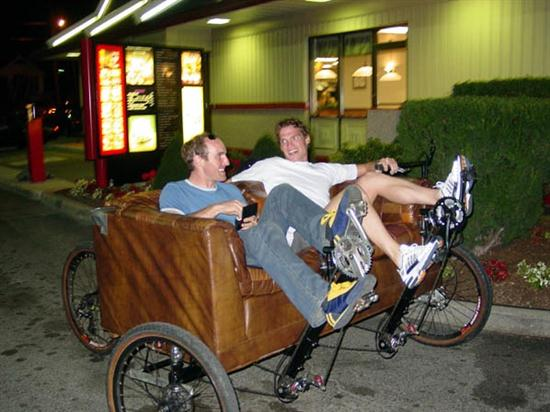 Collection of Couch Bikes 01