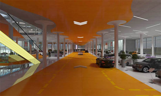 Largest Auto Mall With Test Drive Rooftop Track 06