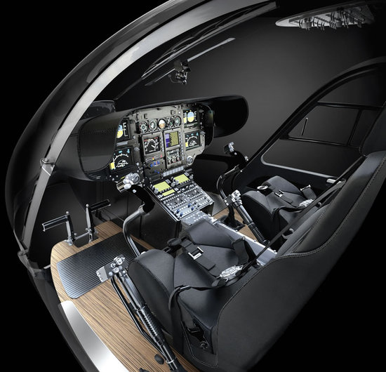 Mercedes Helicopter EC145 for Luxury Flight 07