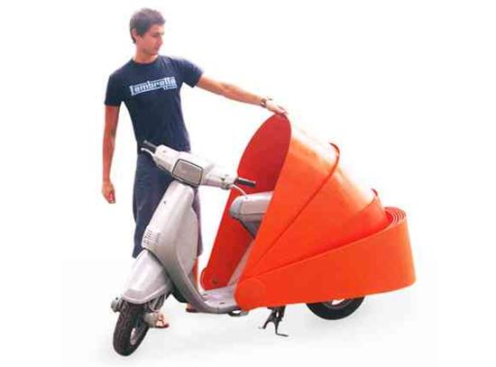 Scooter Armor Protect 486 1