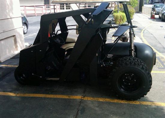 Batman Golf Cart 03