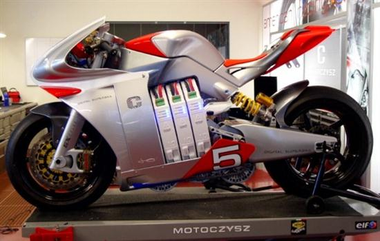 MotoCzysz E1PC Electric Superbike 02