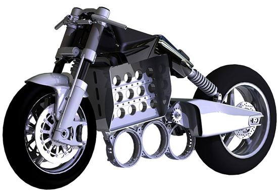 MotoCzysz E1PC Electric Superbike 05