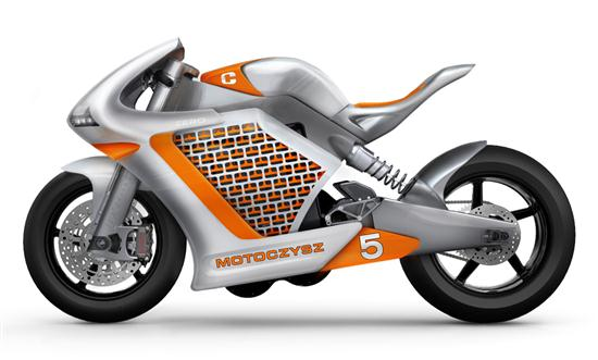 MotoCzysz E1PC Electric Superbike 06