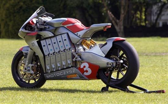 MotoCzysz E1PC Electric Superbike 07