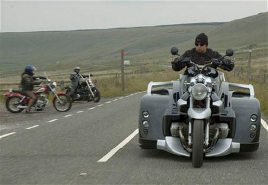 Conquest Motorcycle An Motorcycle for Wheelchair Users 04