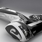Egochine B Concept Finalist of Peugeot Design Contest