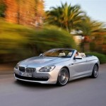 BMW 650i Convertible 2012