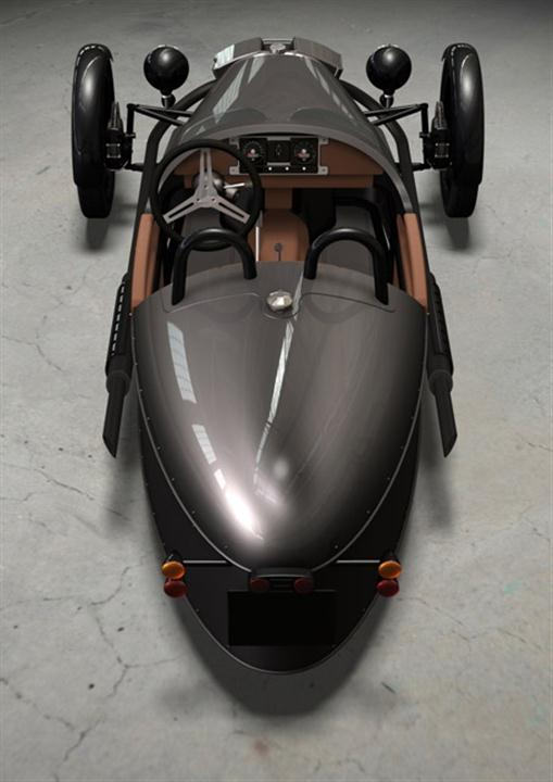 Tags: 2011, morgan, morgan 2011, Morgan Motor Company, morgan three-wheeler,