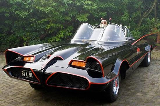 1966 Batmobile Replica That is Officially Licensed 01
