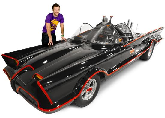 1966 Batmobile Replica That is Officially Licensed 02