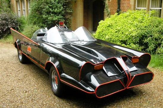 1966 Batmobile Replica That is Officially Licensed 03