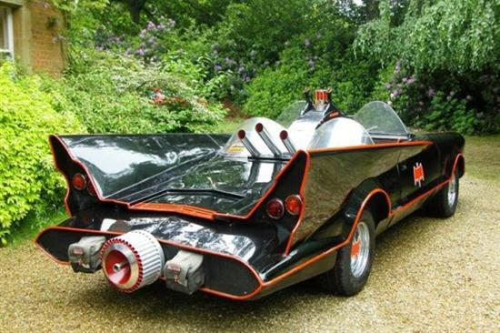 1966 Batmobile Replica That is Officially Licensed 04