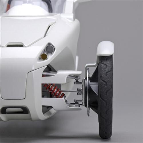 Electric Tricycle Concept 04