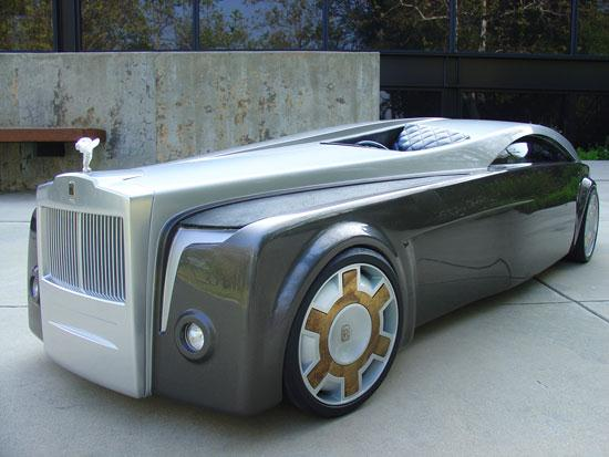 Rolls-Royce Apparition Concept Car - 01
