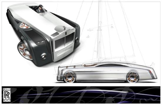 Rolls-Royce Apparition Concept Car - 03