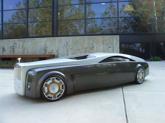 Rolls-Royce Apparition Concept Car - 04